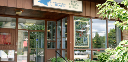 Landon Branch Library