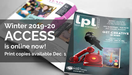 Winter 2019-20 Access available online now